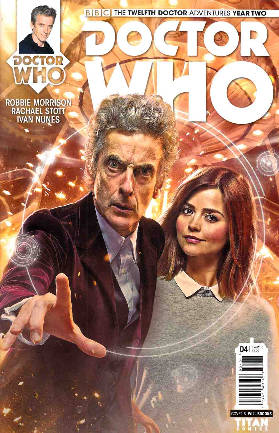 Doctor Who 12th Doctor Year Two #4 Cover B [Titan Comic]_LARGE