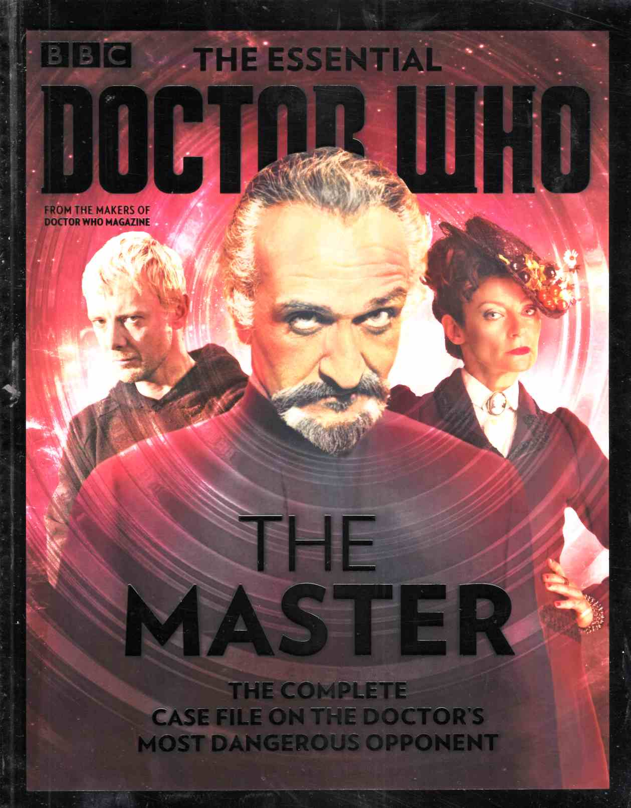 Doctor Who Essential Guide #4 the Master [Magazine] THUMBNAIL