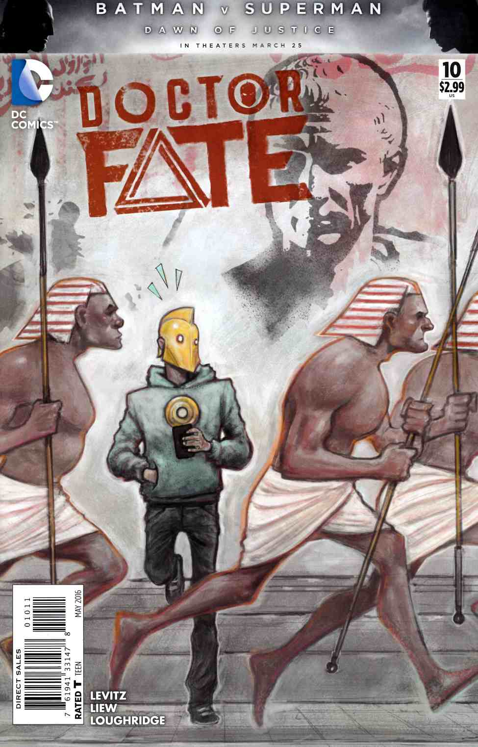 Doctor Fate #10 [DC Comic]_THUMBNAIL