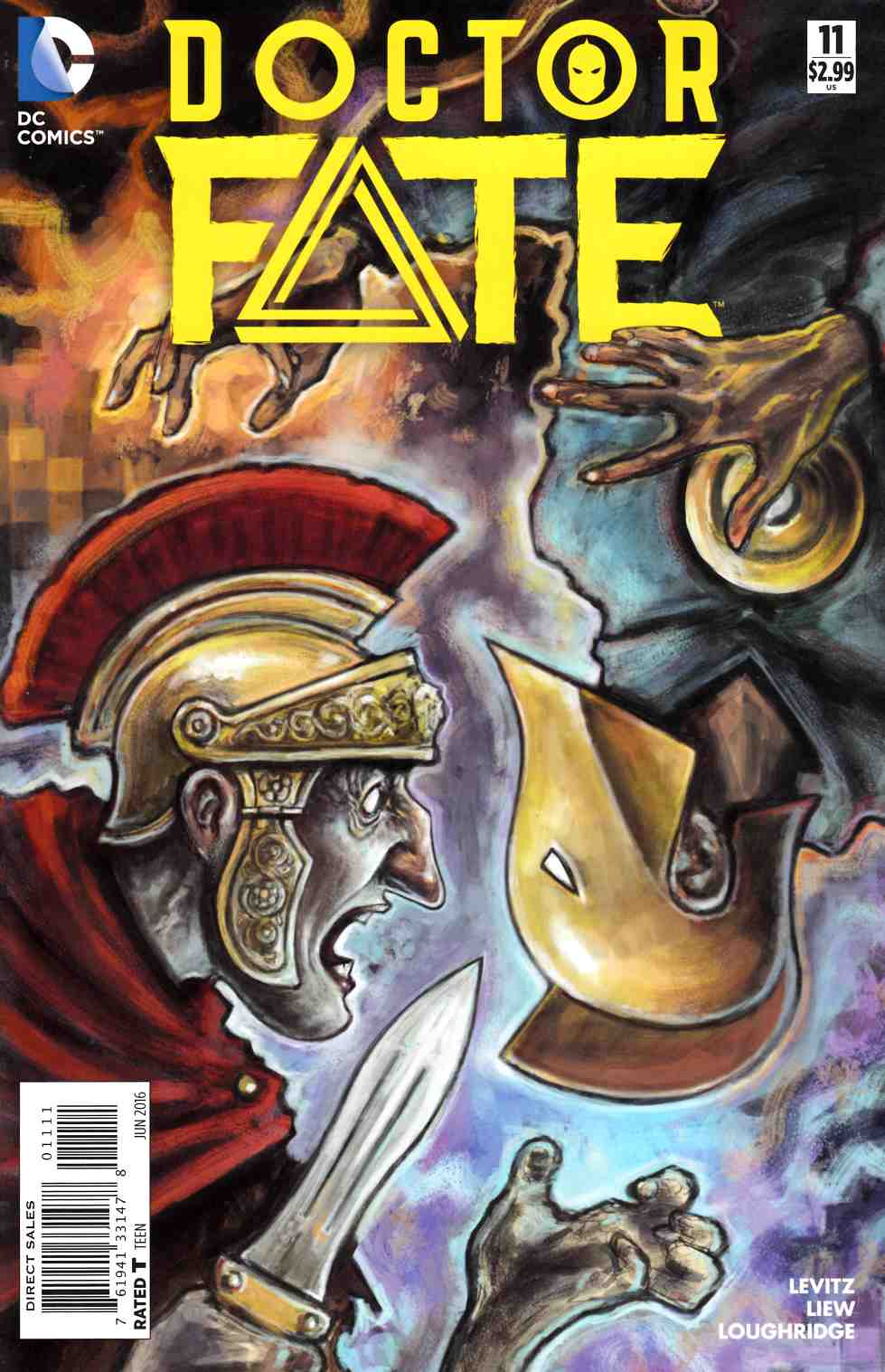 Doctor Fate #11 [DC Comic]_THUMBNAIL