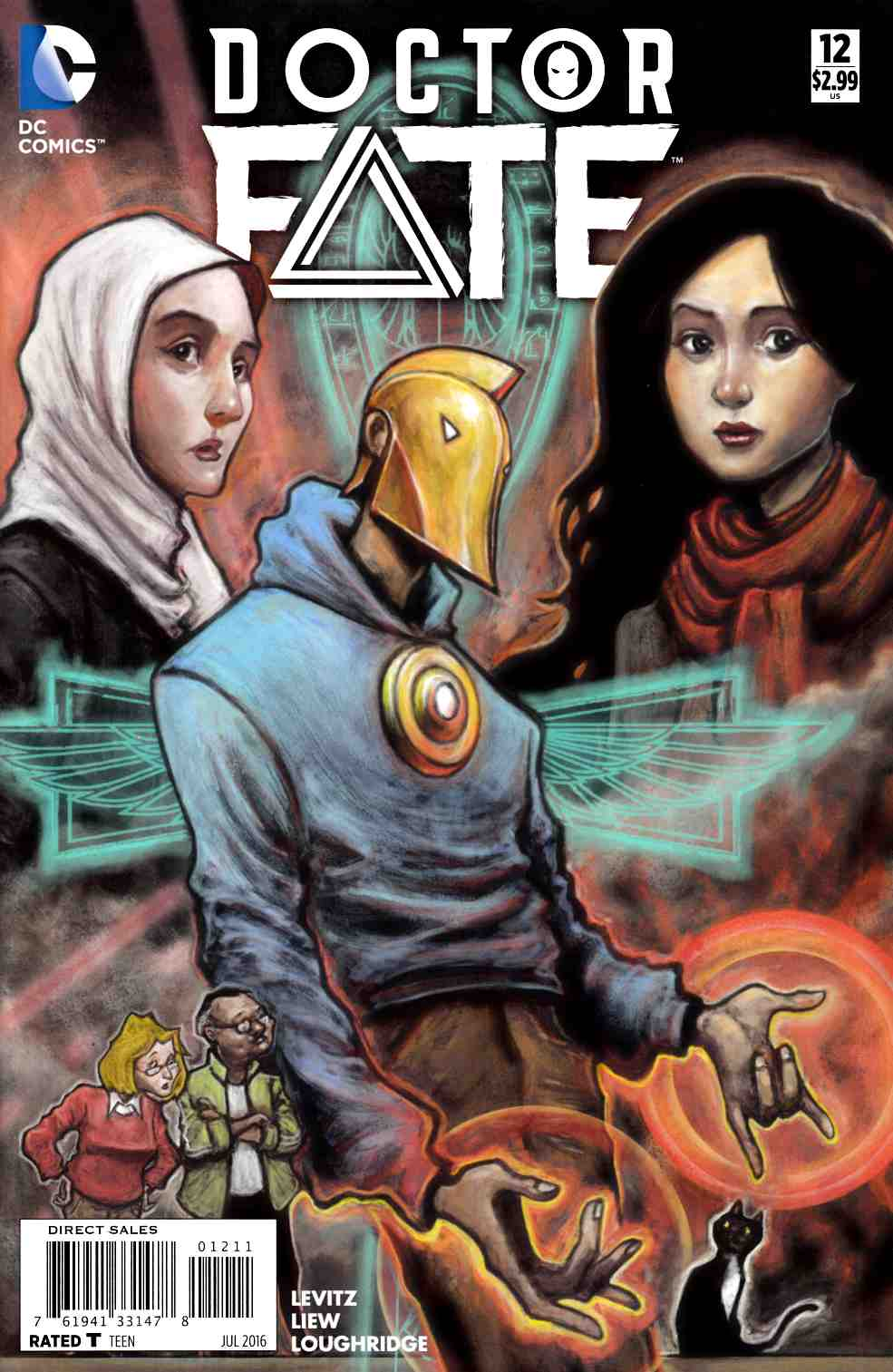 Doctor Fate #12 [DC Comic]_THUMBNAIL