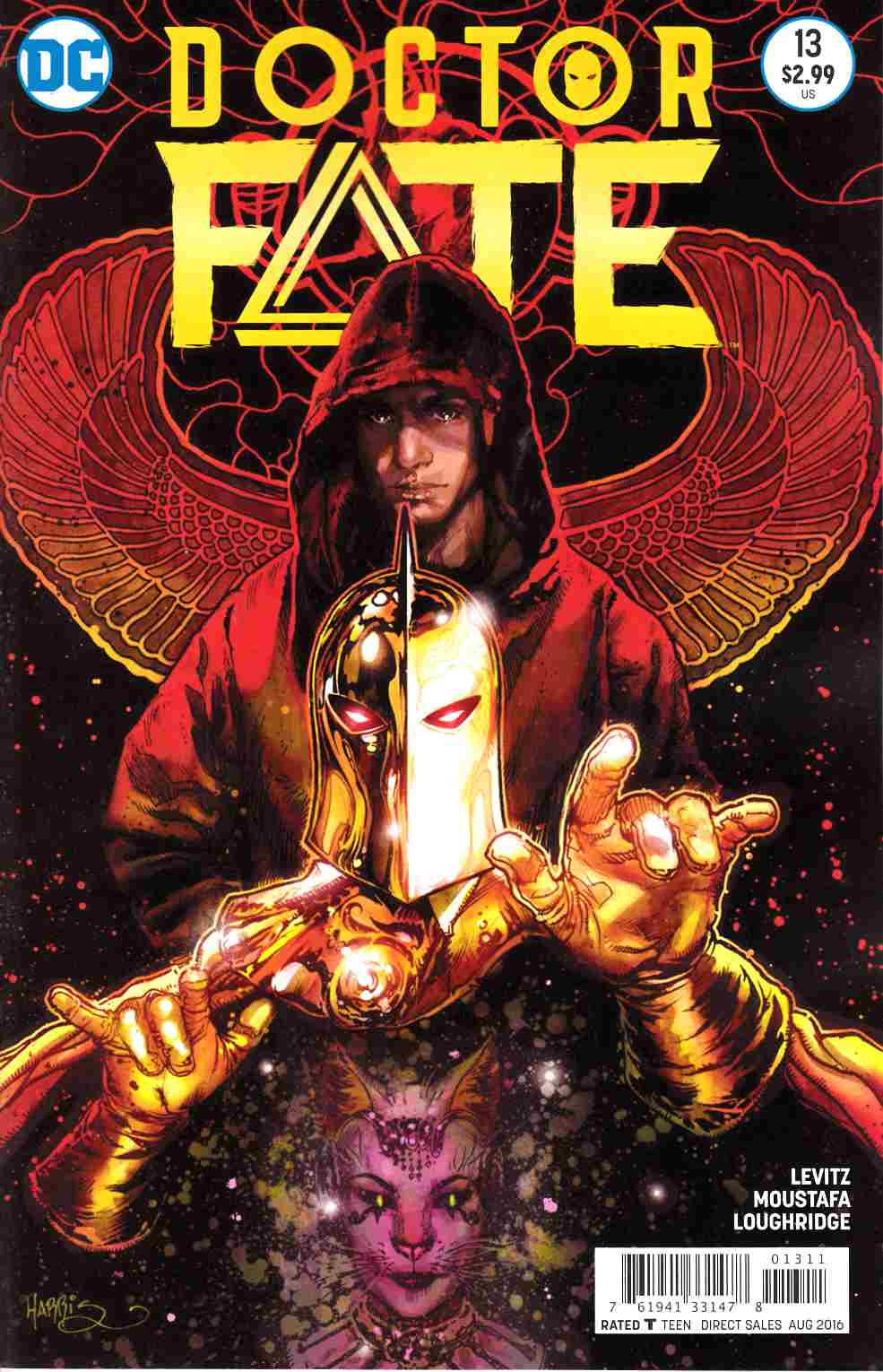 Doctor Fate #13 [DC Comic]_THUMBNAIL