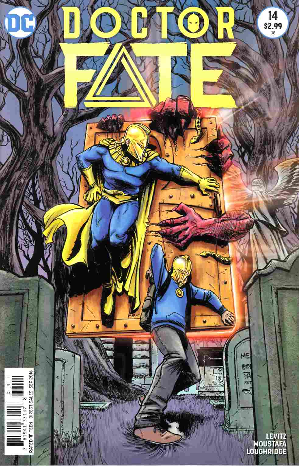 Doctor Fate #14 [DC Comic]_THUMBNAIL
