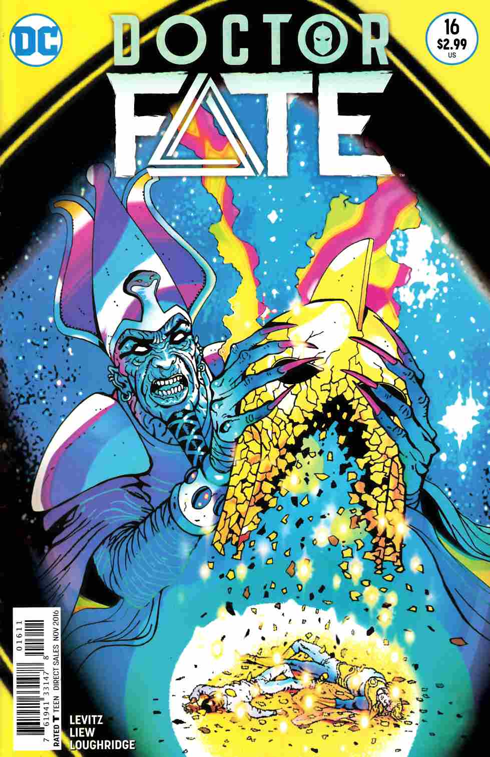 Doctor Fate #16 [DC Comic] LARGE