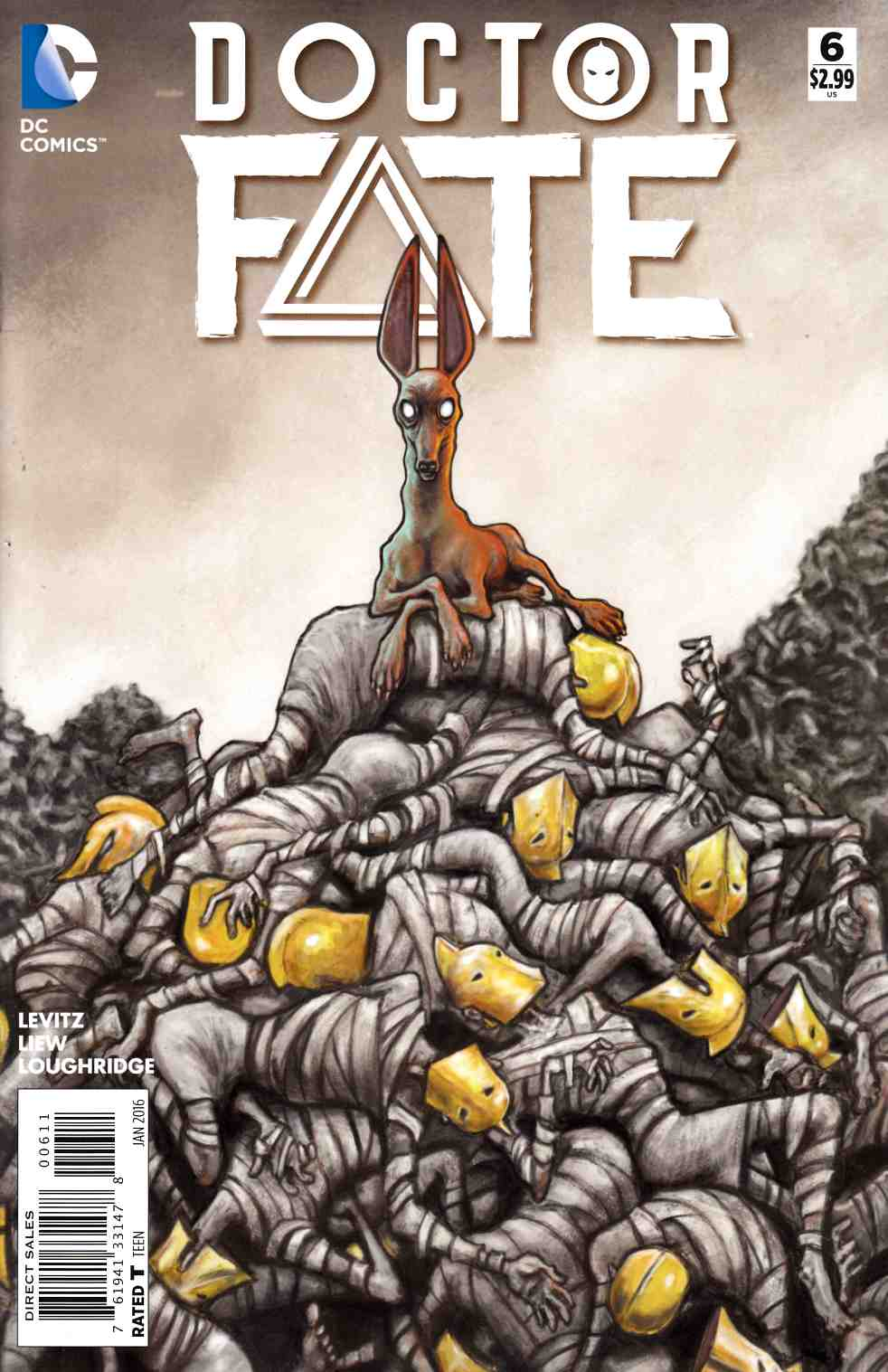 Doctor Fate #6 [DC Comic]_THUMBNAIL