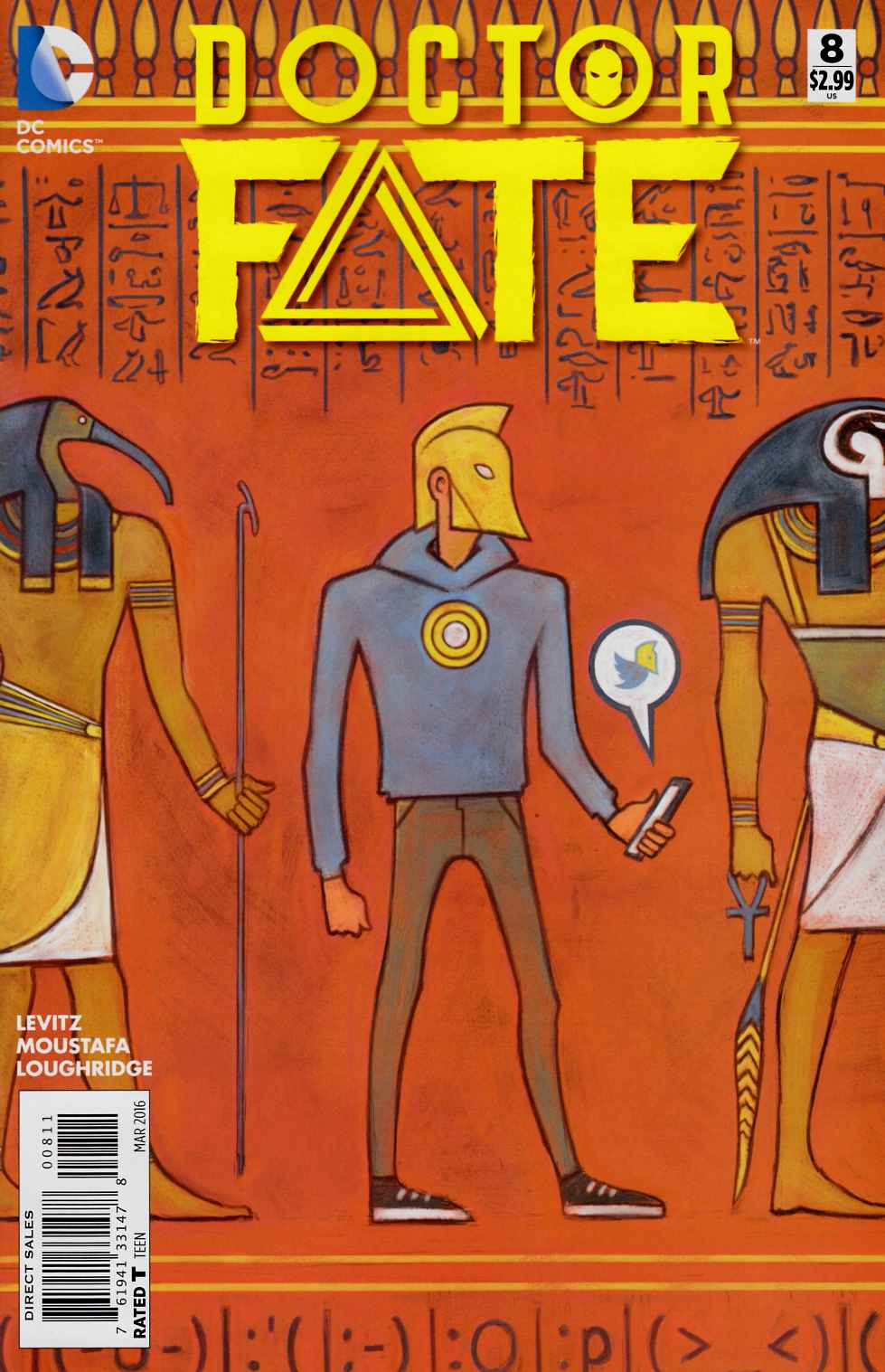 Doctor Fate #8 [DC Comic]_THUMBNAIL