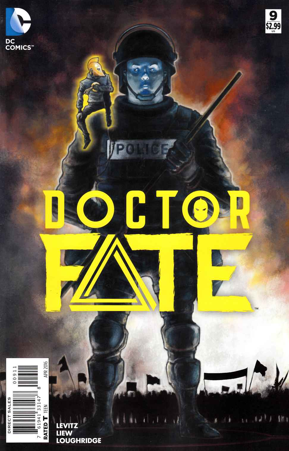 Doctor Fate #9 [DC Comic]_THUMBNAIL
