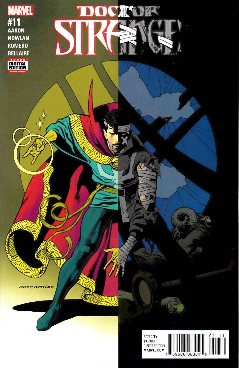 Doctor Strange #11 [Marvel Comic] THUMBNAIL