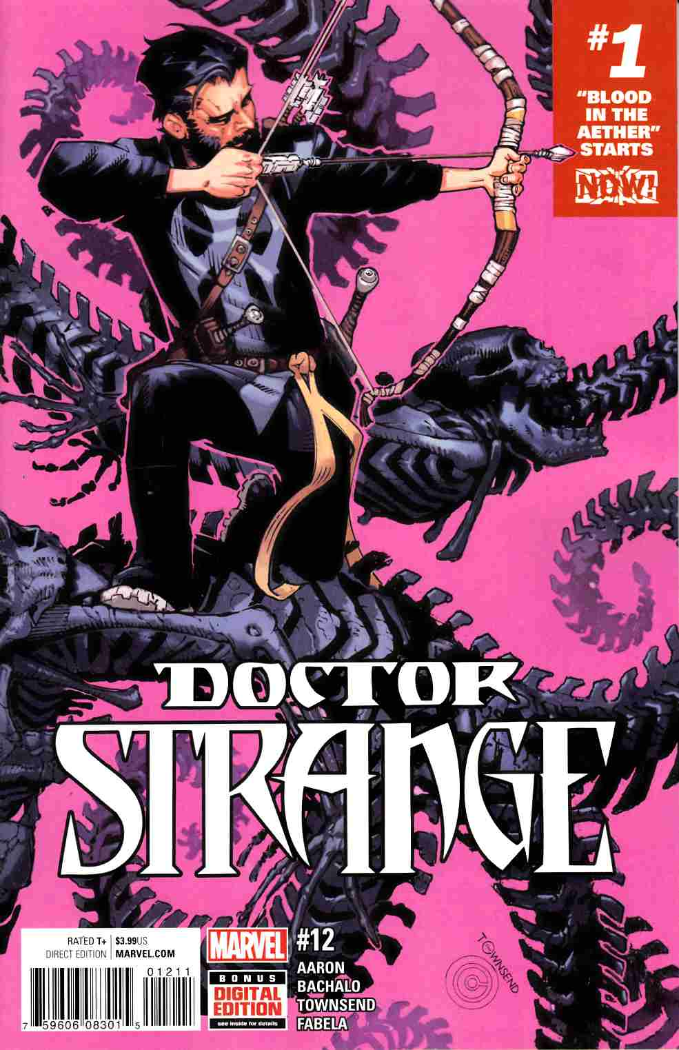 Doctor Strange #12 [Marvel Comic] THUMBNAIL