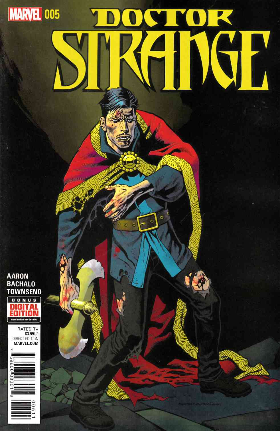 Doctor Strange #5 [Marvel Comic]