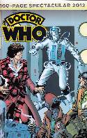 Doctor Who 100 Page Spectacular [IDW Comic] THUMBNAIL