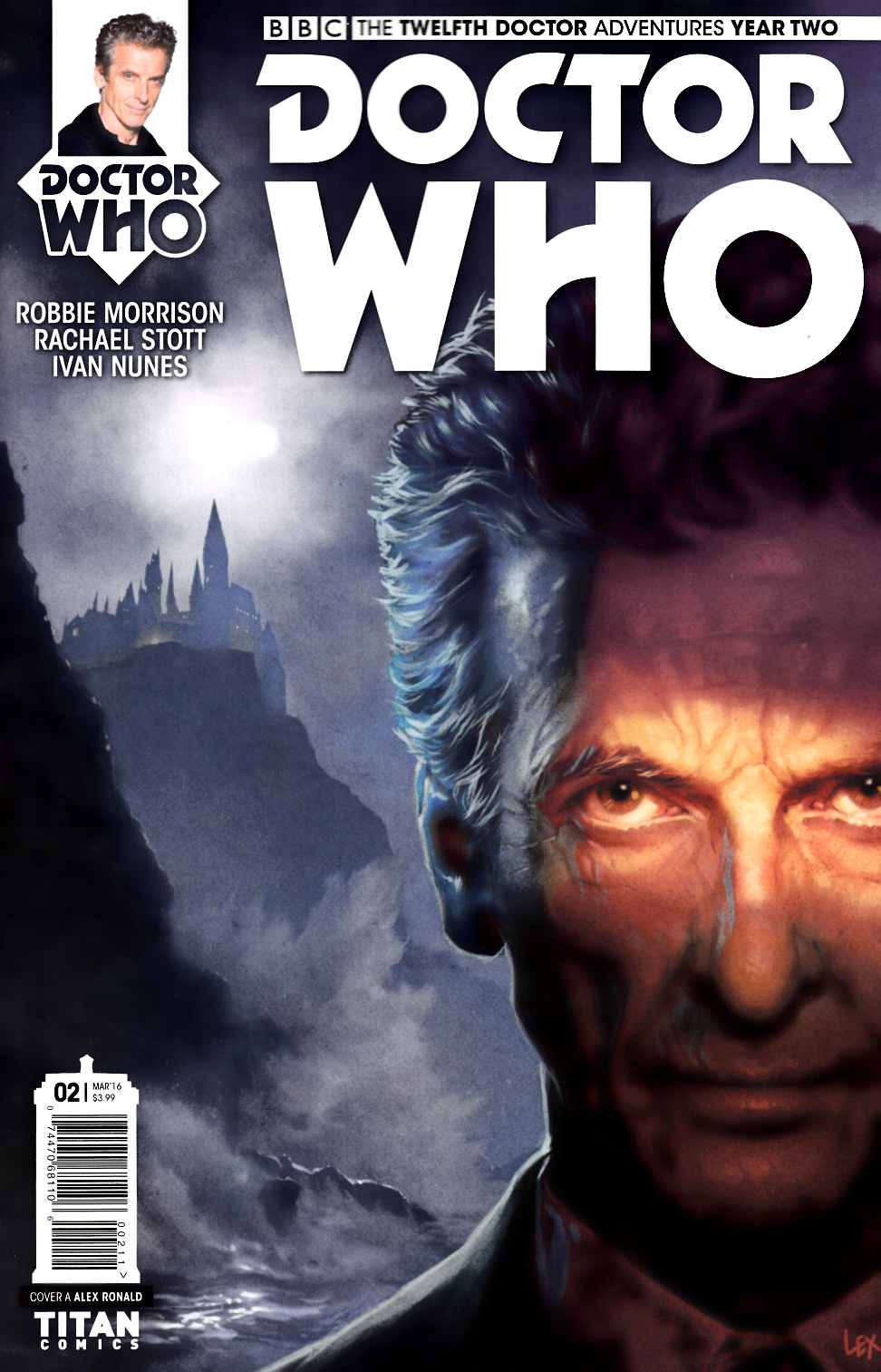 Doctor Who 12th Doctor Year Two #2 [Titan Comic] THUMBNAIL