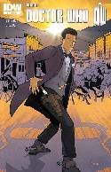 Doctor Who Vol 3 #14 Cover RI- Yates [IDW Comic] THUMBNAIL
