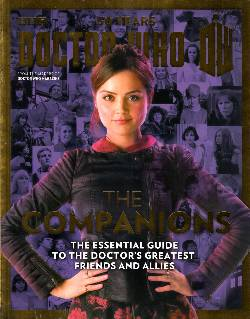 Doctor Who Bookazine #2 the Companions [Softcover] LARGE