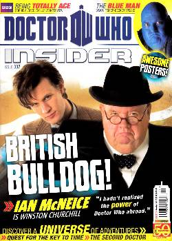 Doctor Who Insider #7 [Magazine] LARGE