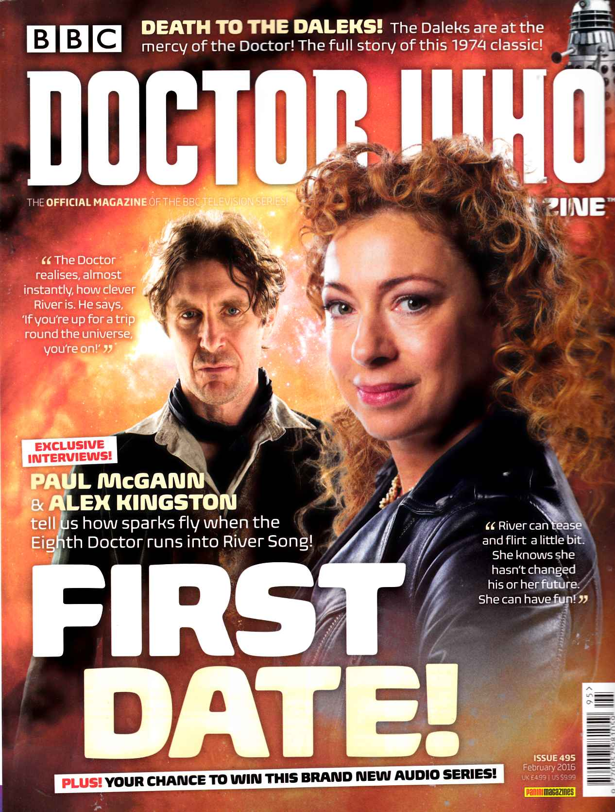 Back Issues / Magazines BackIssues / Doctor Who Magazine