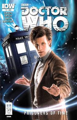 Doctor Who Prisoners of Time #11 Cover RI- Photo [Comic] LARGE