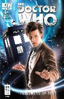 Doctor Who Prisoners of Time #11 Cover RI- Photo [Comic] THUMBNAIL