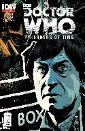 Doctor Who Prisoners of Time #2 Second Printing [Comic] THUMBNAIL