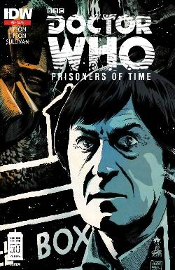 Doctor Who Prisoners of Time #2 Second Printing [Comic] LARGE