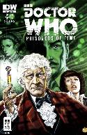 Doctor Who Prisoners of Time #3 Cover RIA- Collins [Comic] THUMBNAIL