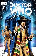 Doctor Who Prisoners of Time #4 Cover RIA- Erskine [Comic] THUMBNAIL
