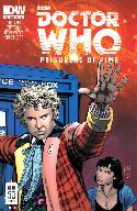 Doctor Who Prisoners of Time #6 Cover B [Comic] THUMBNAIL