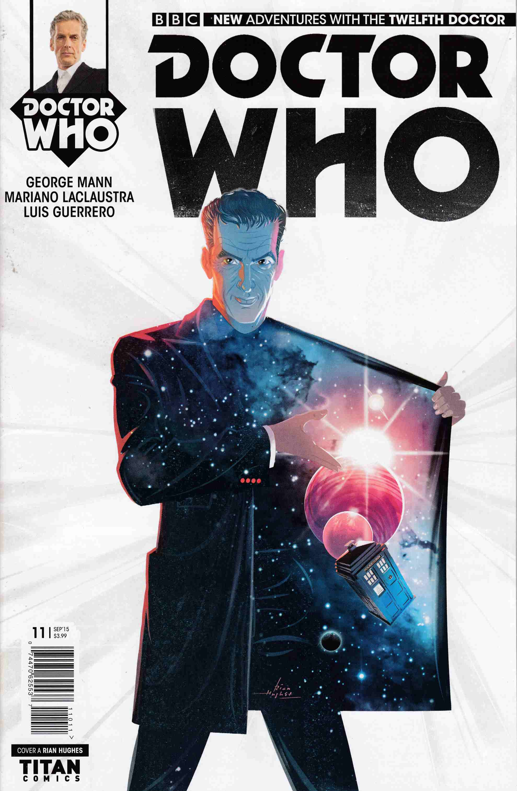Doctor Who 12th Doctor #11 [Titan Comic] THUMBNAIL