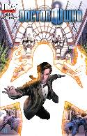 Doctor Who Vol 3 #2 Second Printing [IDW Comic] THUMBNAIL