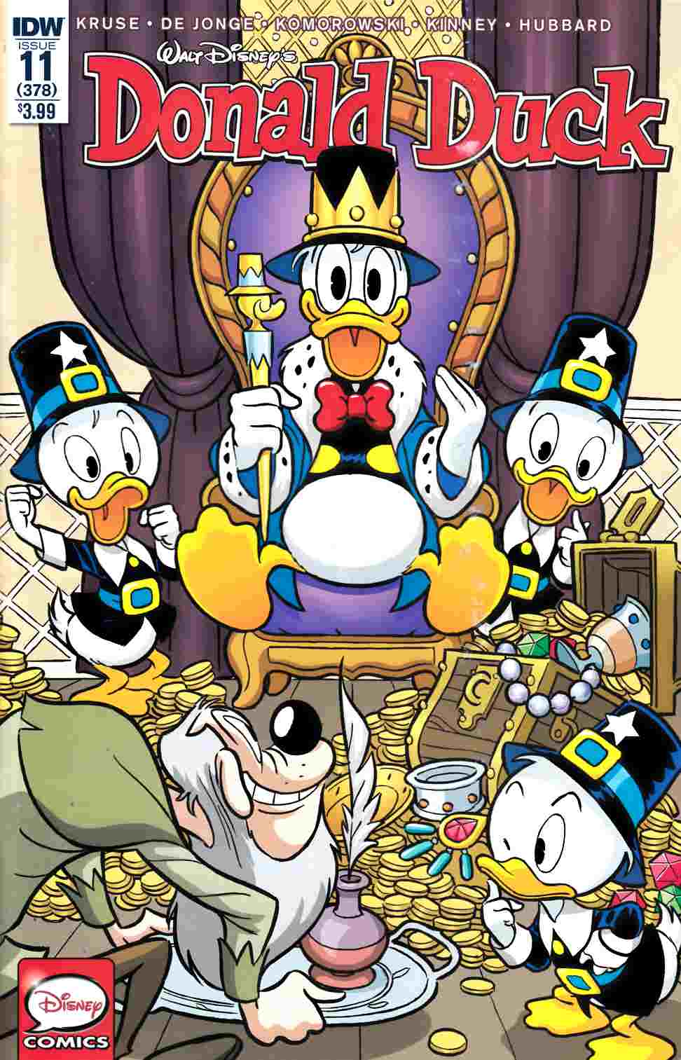Donald Duck #11 [IDW Comic] THUMBNAIL
