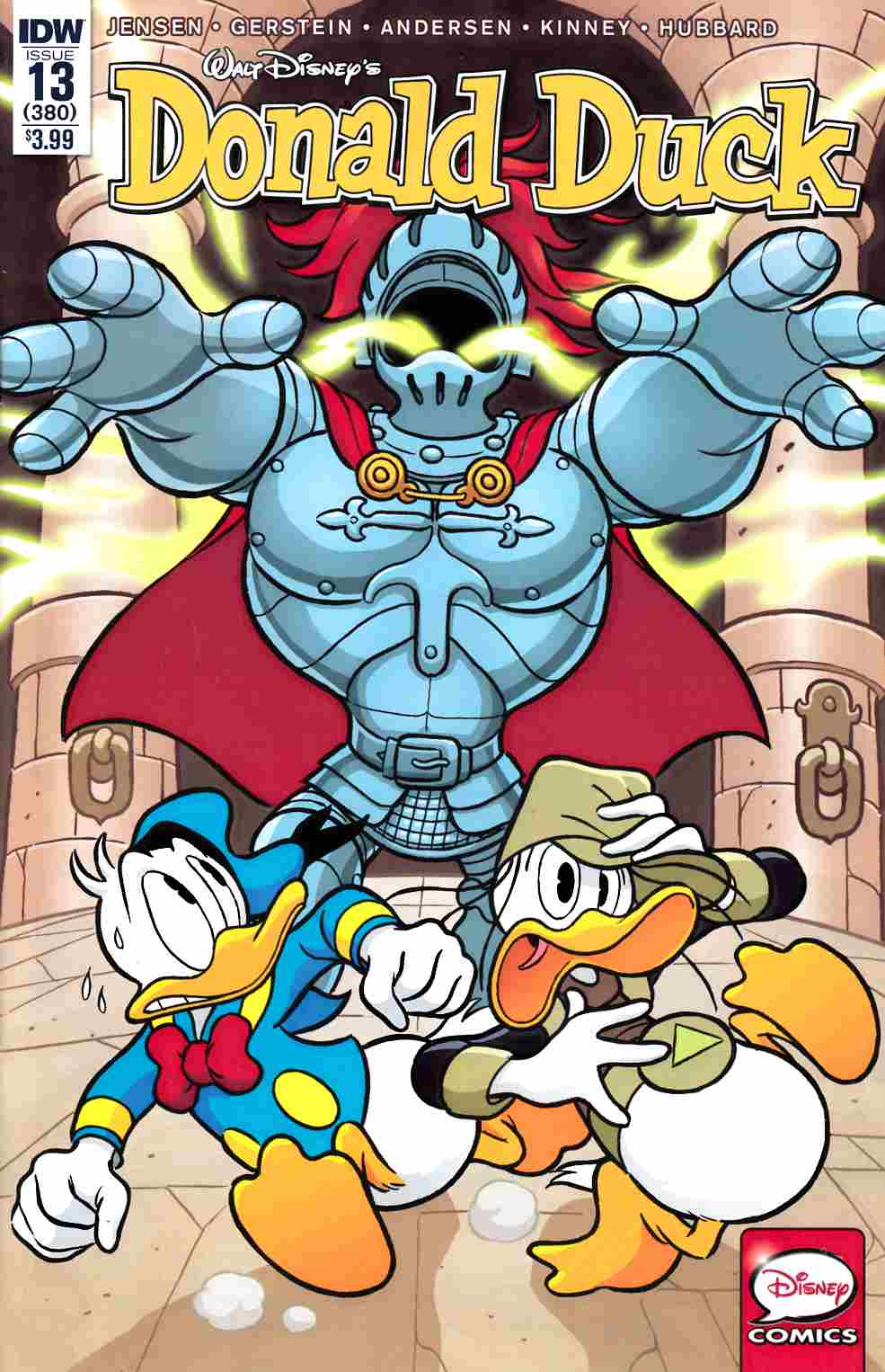Donald Duck #13 [IDW Comic] THUMBNAIL