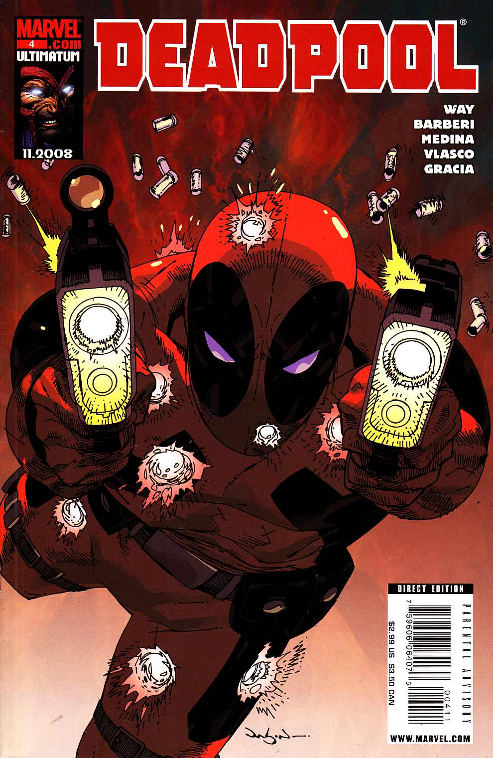 Deadpool #4 [Marvel Comic]