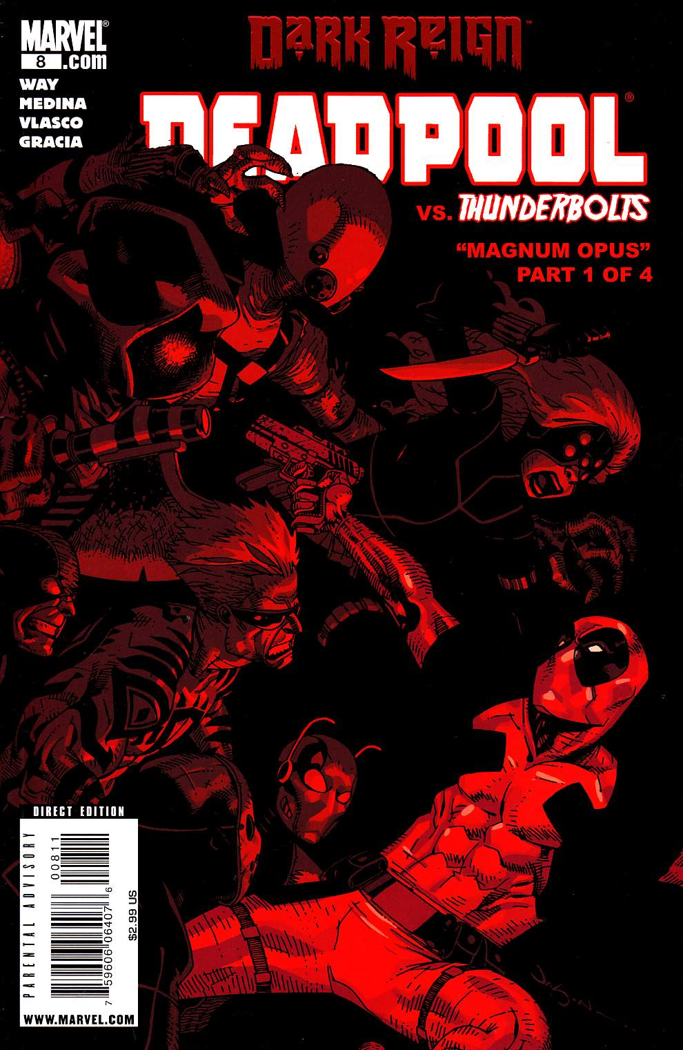Deadpool #8 [Marvel Comic]