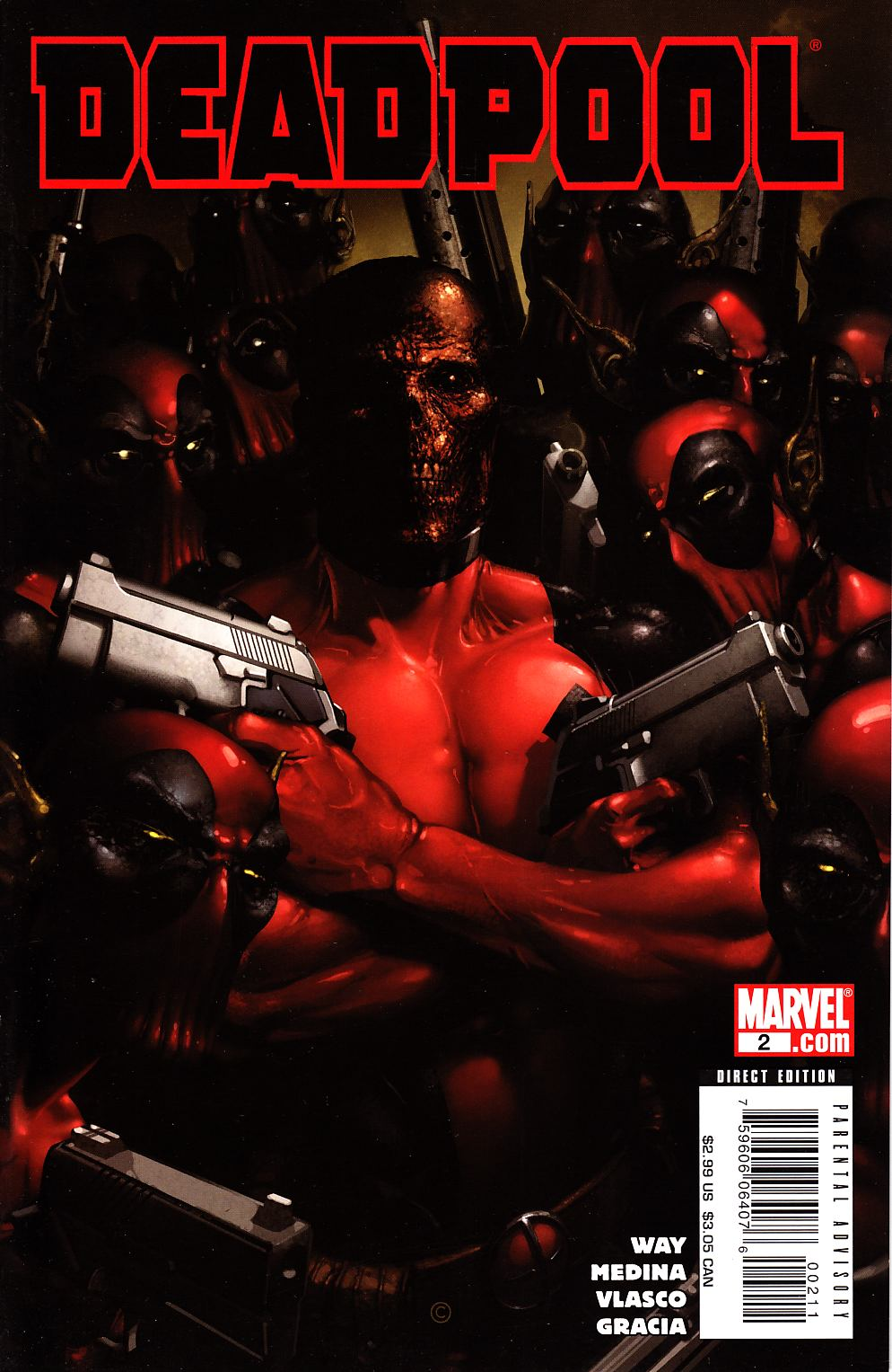 Deadpool #2 [Marvel Comic]