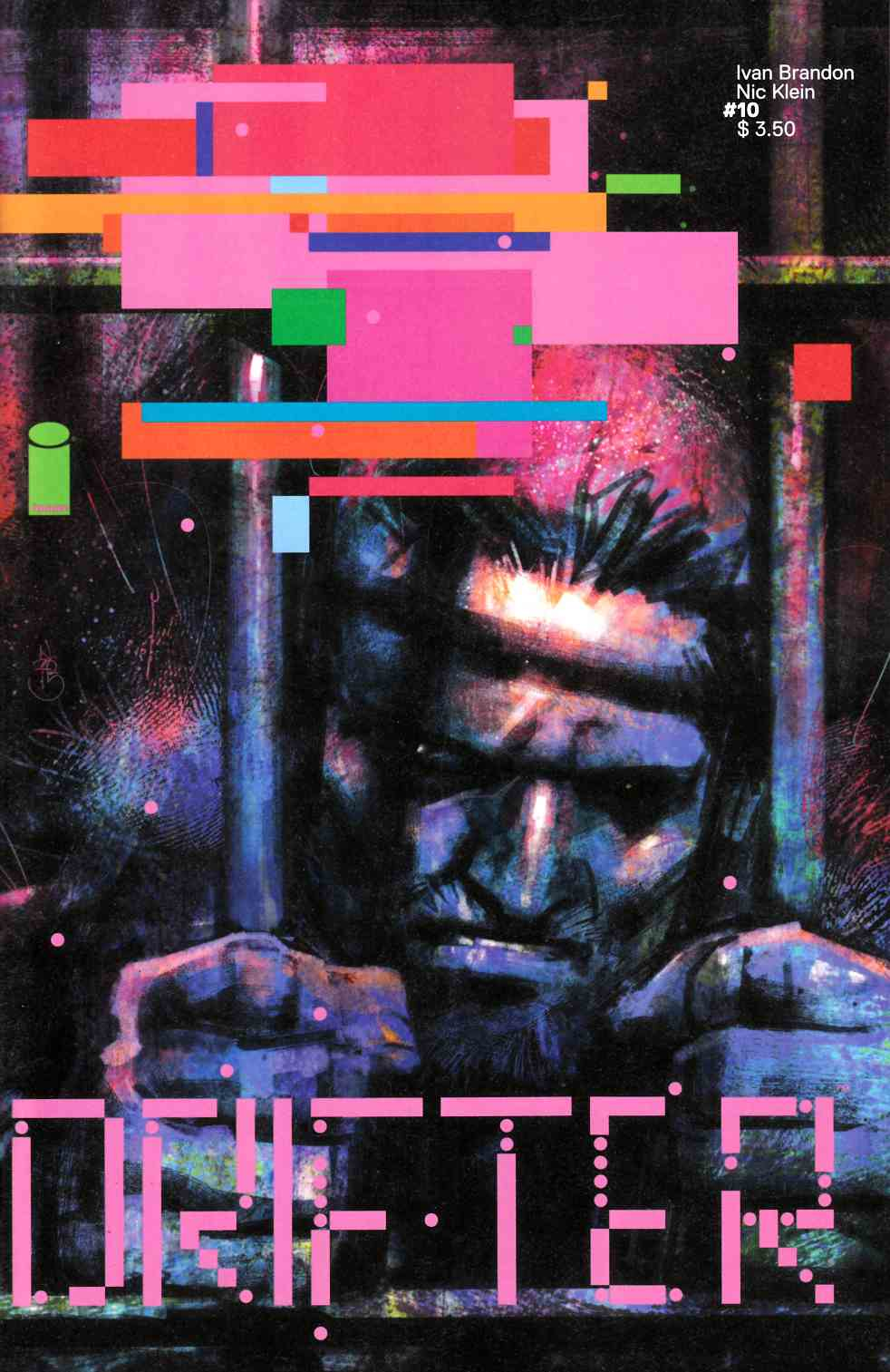 Drifter #10 Cover A [Image Comic] THUMBNAIL