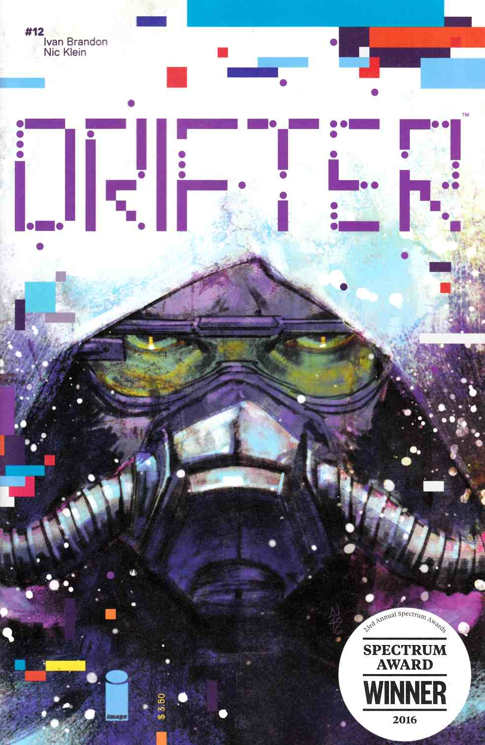 Drifter #12 Cover A [Image Comic] THUMBNAIL
