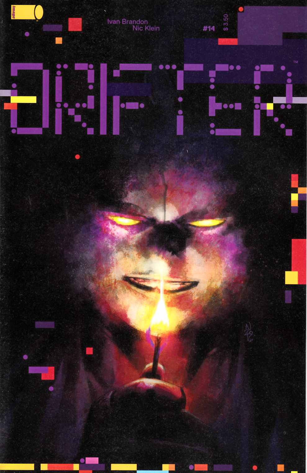 Drifter #14 Cover A [Image Comic] LARGE