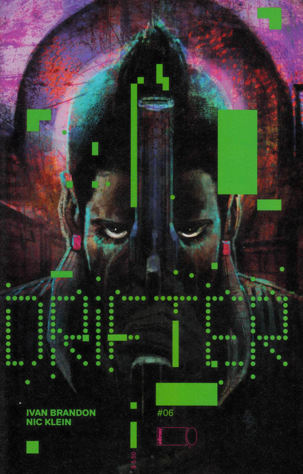 Drifter #6 Cover A- Klein [Image Comic] THUMBNAIL