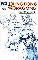 Dungeons & Dragons Forgotten Realms #2 Cover RI- Character Design [Comic] THUMBNAIL
