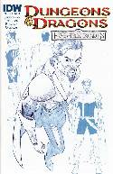 Dungeons & Dragons Forgotten Realms #4 Cover RI- Character Design [Comic] THUMBNAIL
