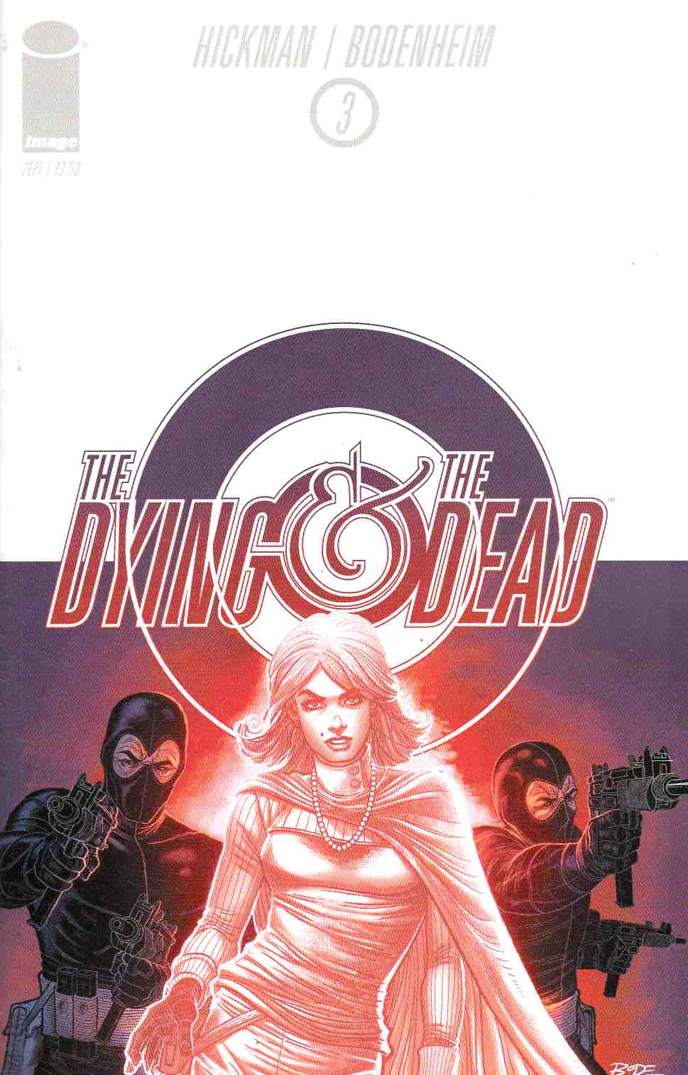 Dying and the Dead #3 [Image Comic] THUMBNAIL