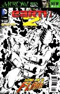 Earth 2 #9 Reis B&W Variant Cover [DC Comic] THUMBNAIL