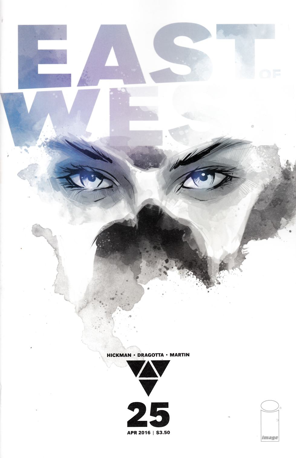 East of West #25 Cover B [Image Comic] THUMBNAIL
