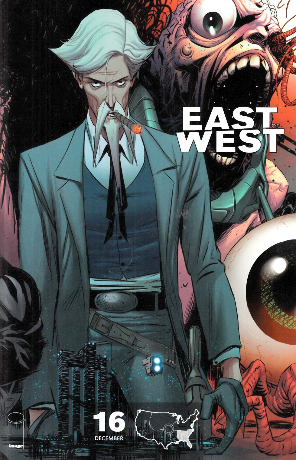 East of West #16 Cover F [Image Comic] THUMBNAIL