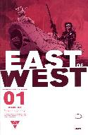 East of West #1 C2E2 Summit Exclusive Cover [Image Comic] THUMBNAIL