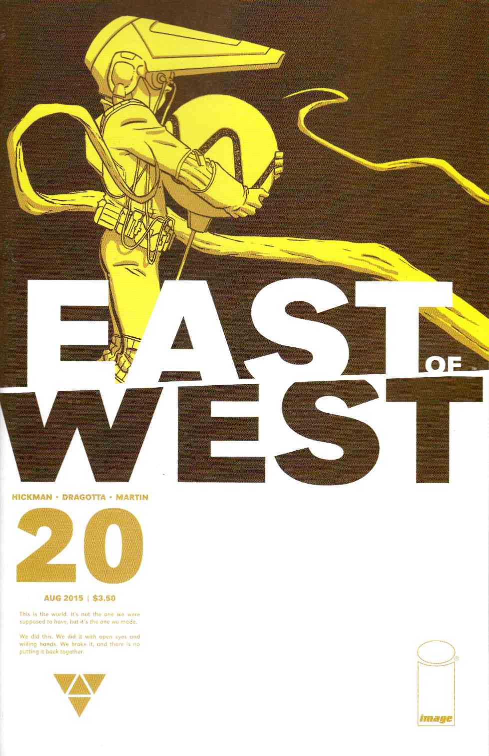 East of West #20 [Image Comic] THUMBNAIL