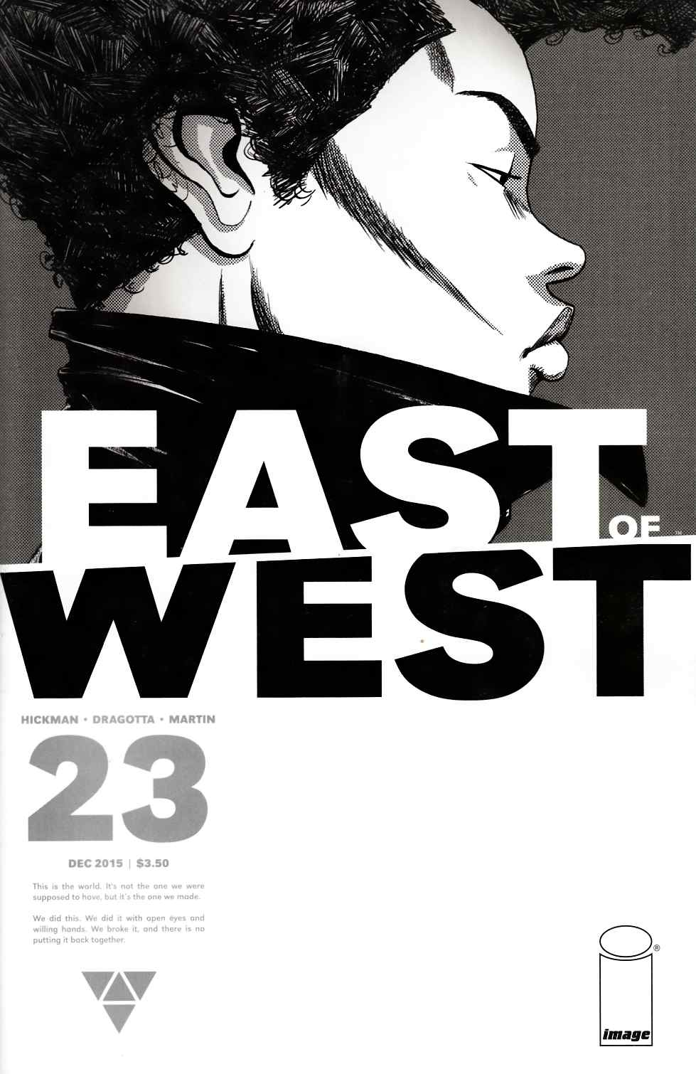 East of West #23 [Image Comic] THUMBNAIL