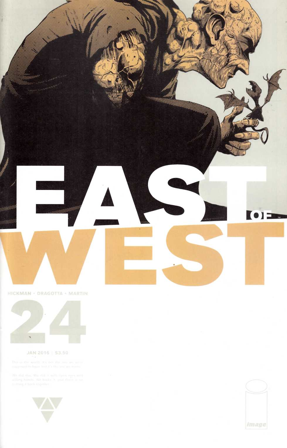 East of West #24 [Image Comic] THUMBNAIL