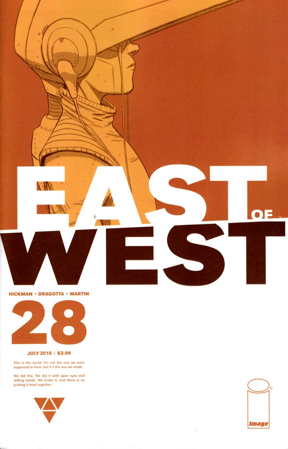 East of West #28 [Image Comic] THUMBNAIL
