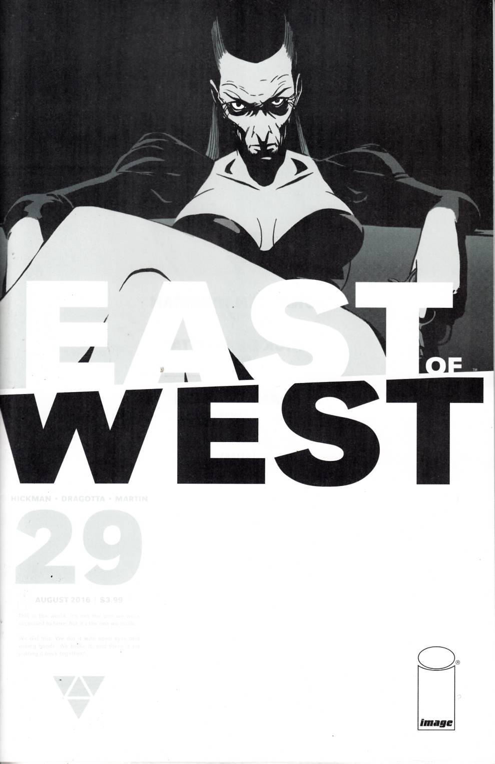 East of West #29 [Image Comic] THUMBNAIL